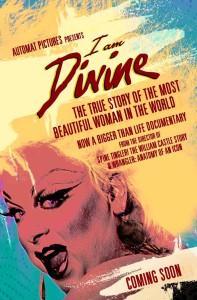 I Am Divine - poster