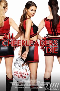 All Cheerleaders Die - Caitlin Stasey, Lucky McKee, Chris Siverston