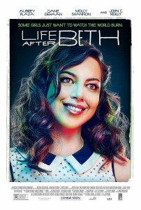Life After Beth - poster - Aubrey Plaza