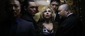 Lucy - Scarlett Johansson, Korean gangsters