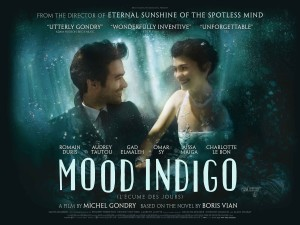Mood Indigo - quad poster