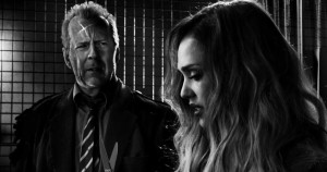 Sin City - A Dame to Kill For - Jessica Alba, Nancy, Bruce Willis