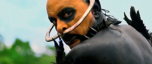 The Green Inferno - bald headhunter, Ramon Llao