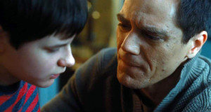 The Harvest- Michael Shannon, Charlie Tahan