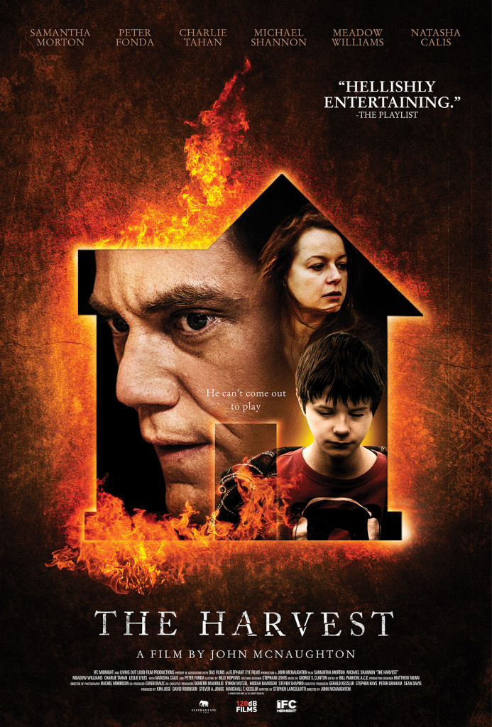 The-Harvest---poster,-Michael-Shannon