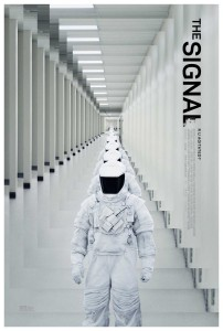 The Signal 2014 - poster - Laurence Fishburne