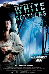 White Settlers - Pollyanna McIntosh - poster