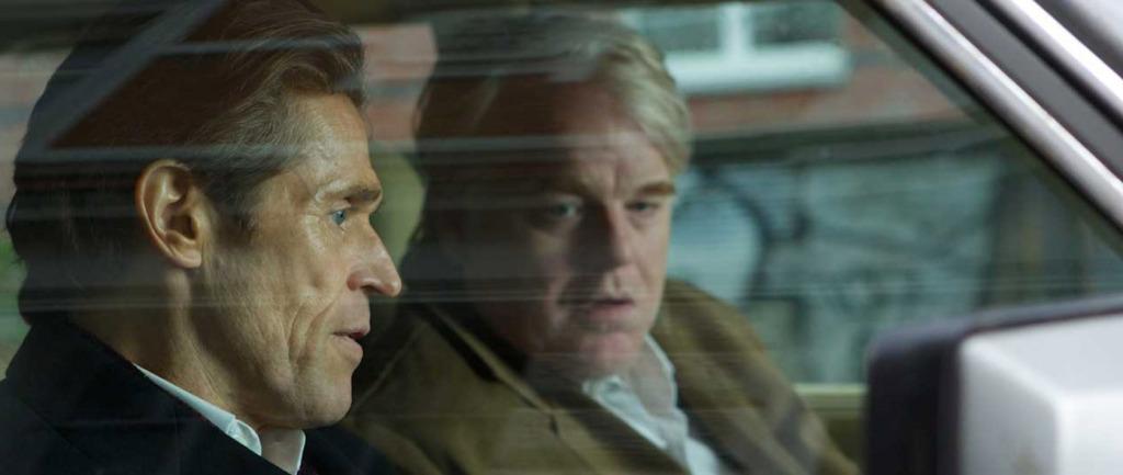 A Most Wanted Man - Philip Seymour Hoffman, Willem Dafoe