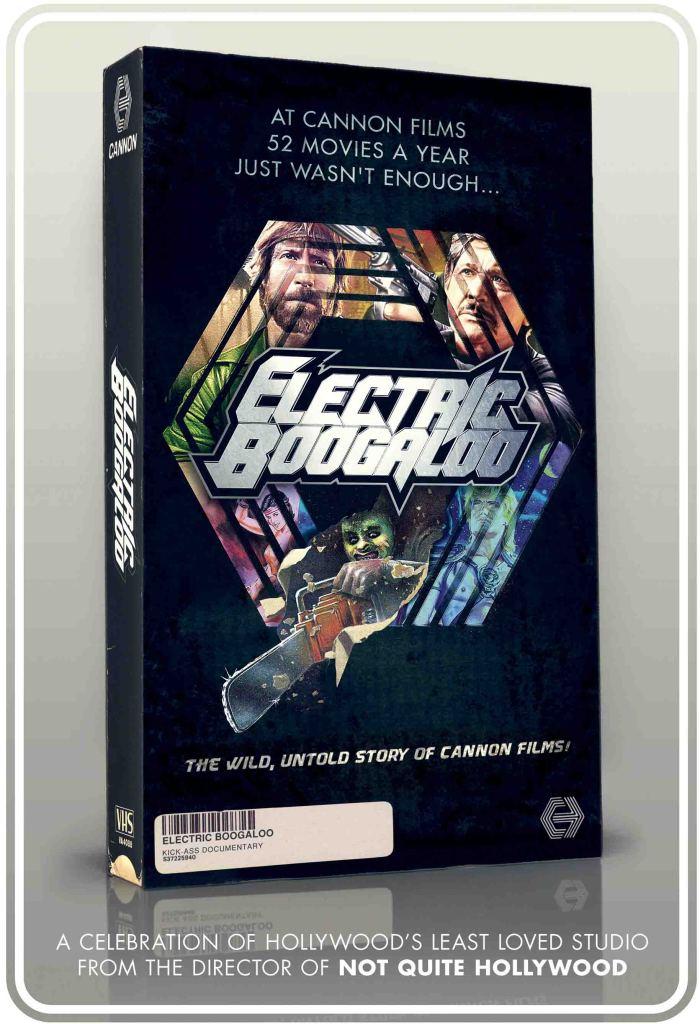 Electric Boogaloo - box art