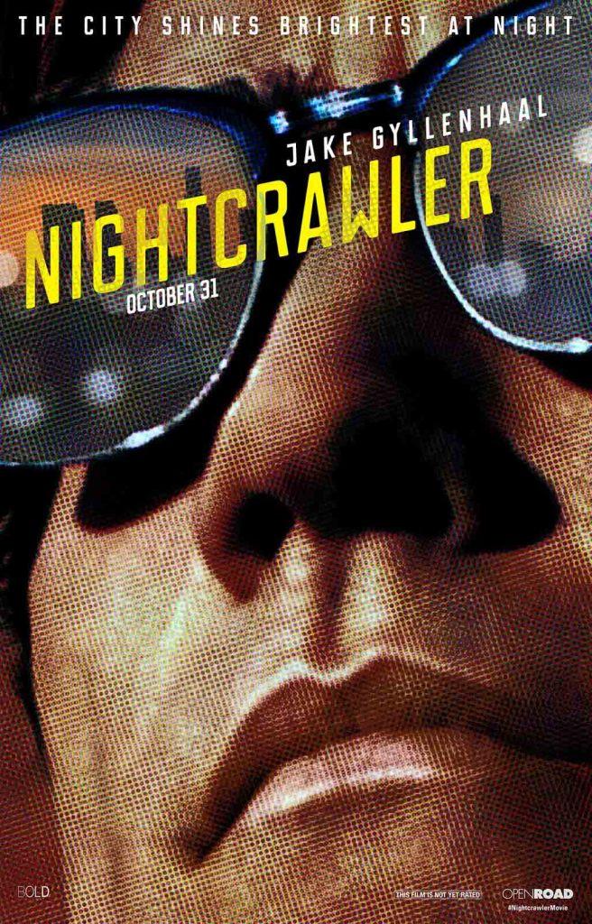 Nightcrawler - Jake Gyllenhaal, poster