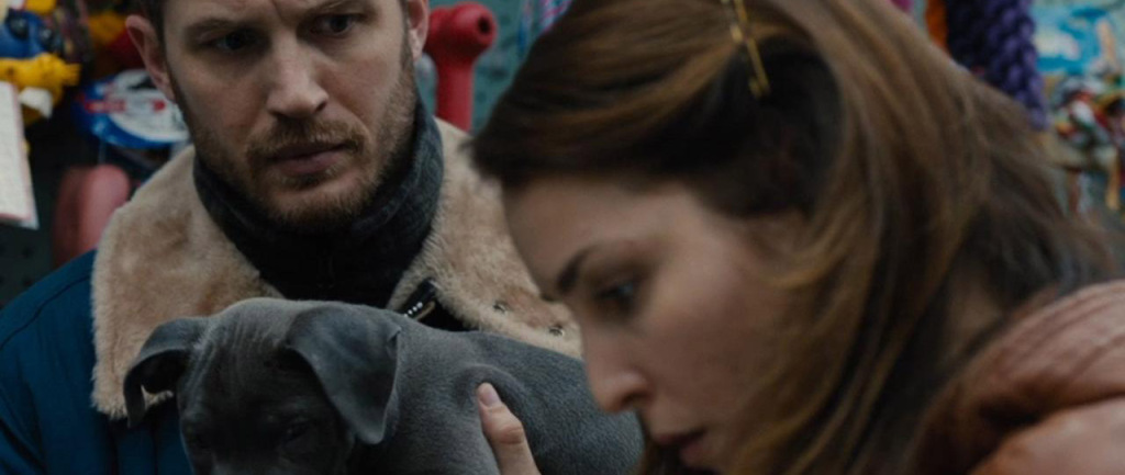 The Drop - Tom Hardy, Noomi Rapace, Rocco