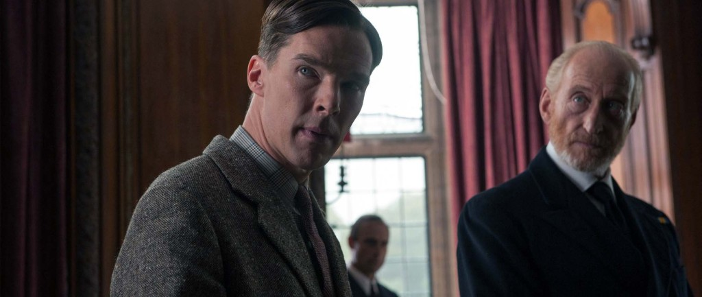 The Imitation Game - Benedict Cumberbatch, Charles Dance, Mark Strong
