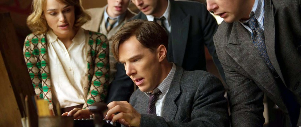 The Imitation Game - Benedict Cumberbatch, Keira Knightley