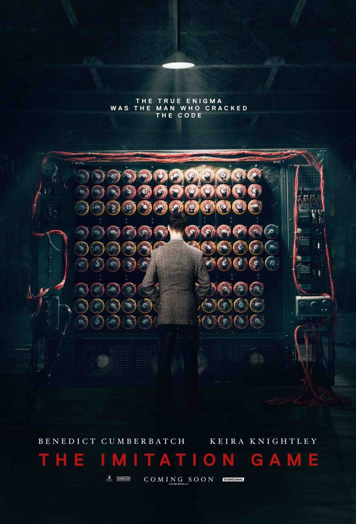 The Imitation Game - Benedict Cumberbatch, poster