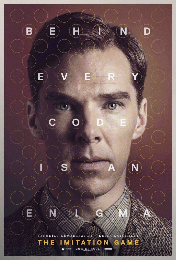 The Imitation Game - poster