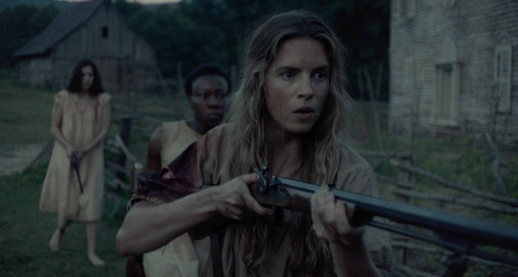 The Keeping Room - Brit Marling, Muna Otaru, Hailee Steinfeld