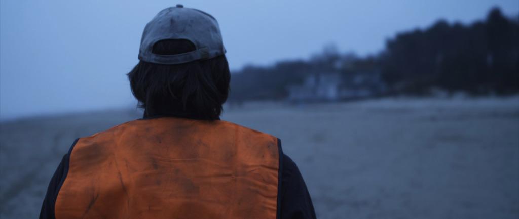 The Man in the Orange Jacket - Lazarev