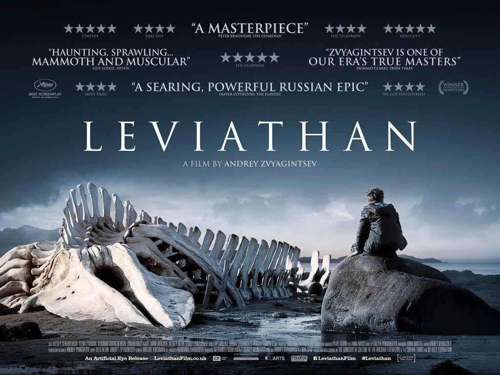 Leviathan - poster