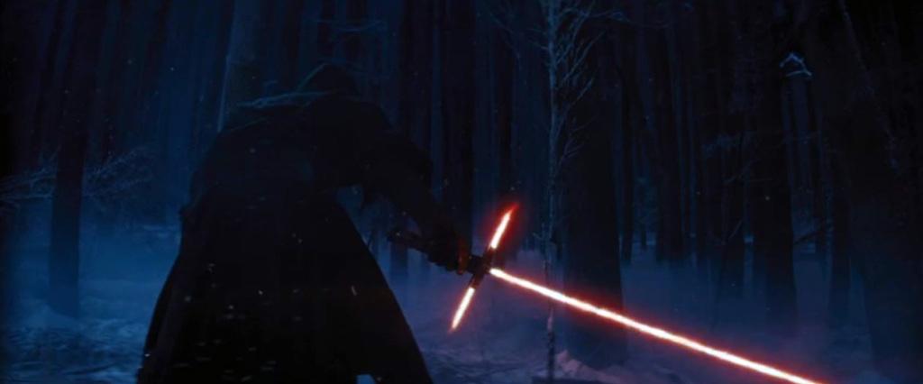 Star Wars trailer reaction - Adam Driver