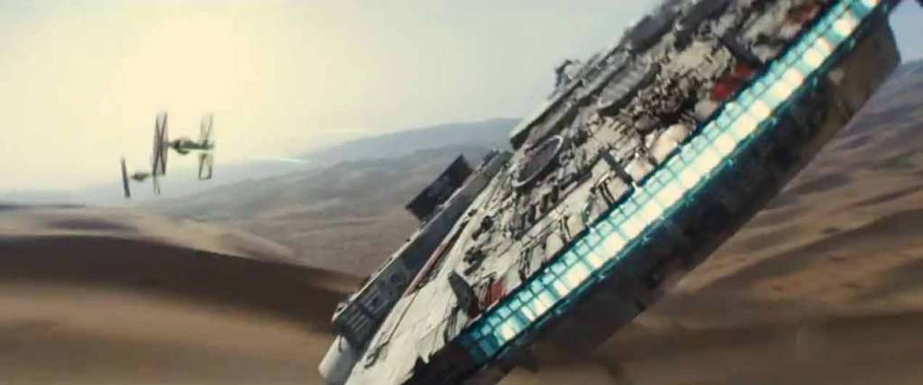 Star-Wars-trailer-reaction---Millennium-Falcon