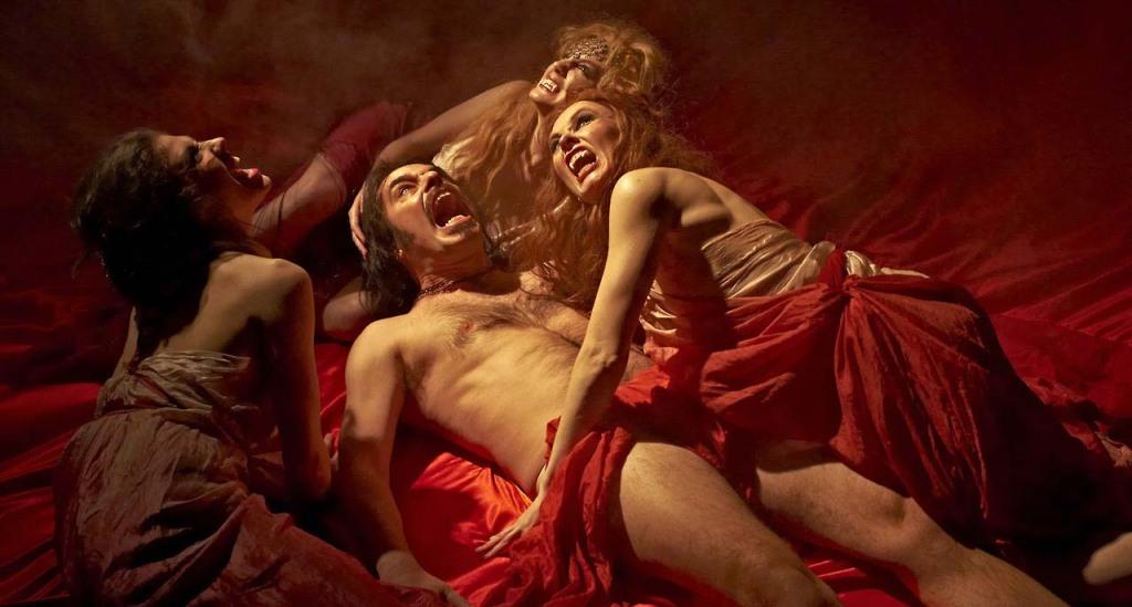 What We Do In The Shadows - Jemaine Clement, vampire succubi, vampire brides