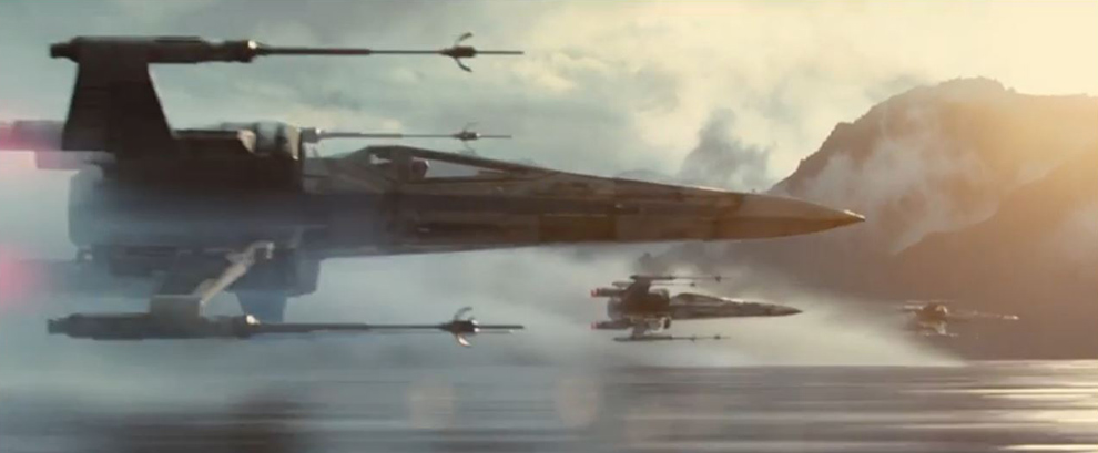 Star Wars Trailer Reaction