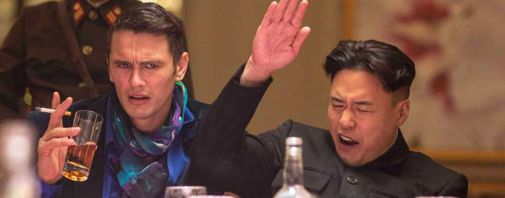 The-Interview---James-Franco,-Randall-Park