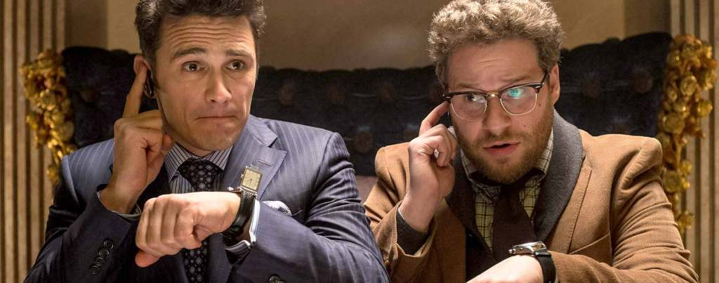 The-Interview---James-Franco,-Seth-Rogen