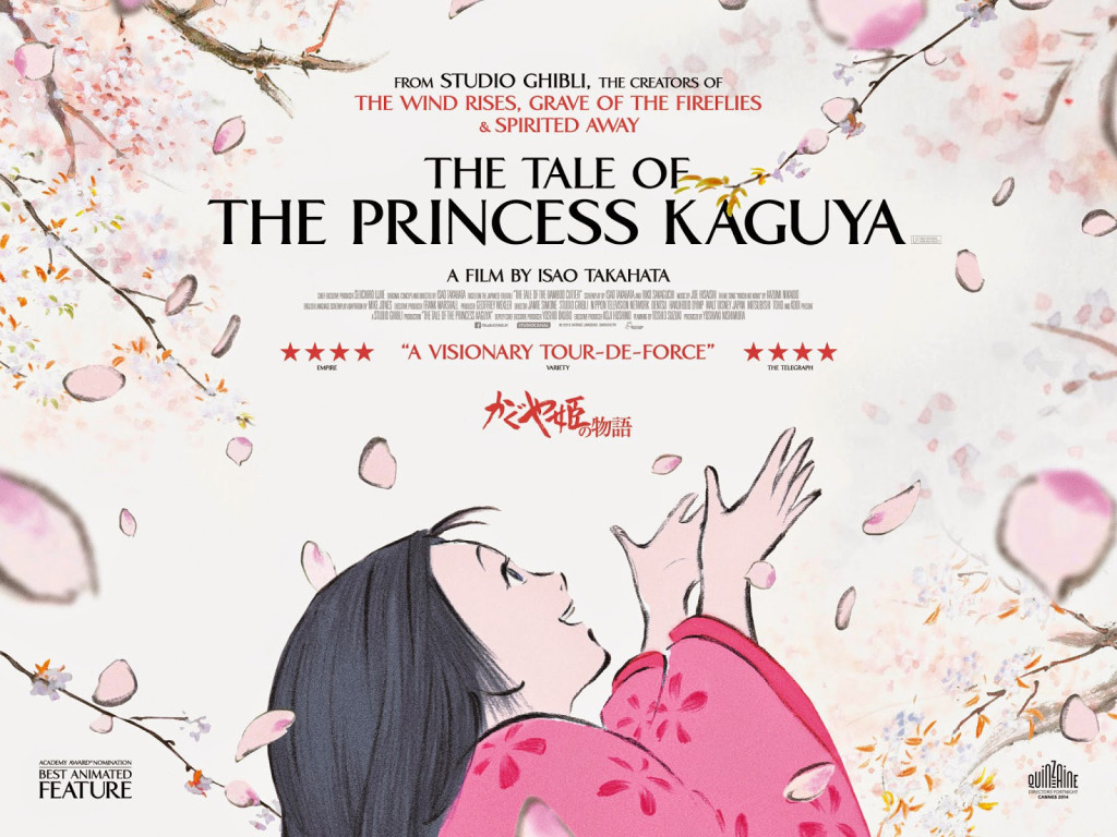 The-Tale-of-Princess-Kaguya---Isao-Takhata,poster