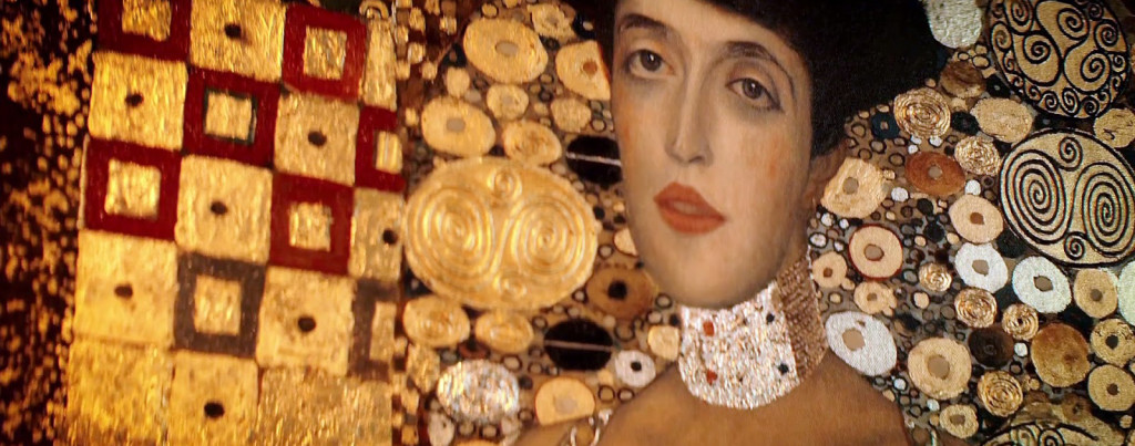 Woman-in-Gold---Klimt-painting