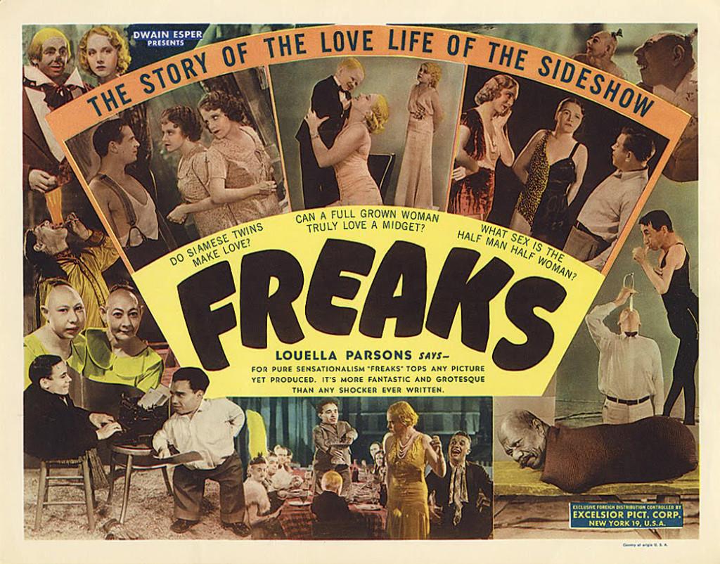 Freaks---poster