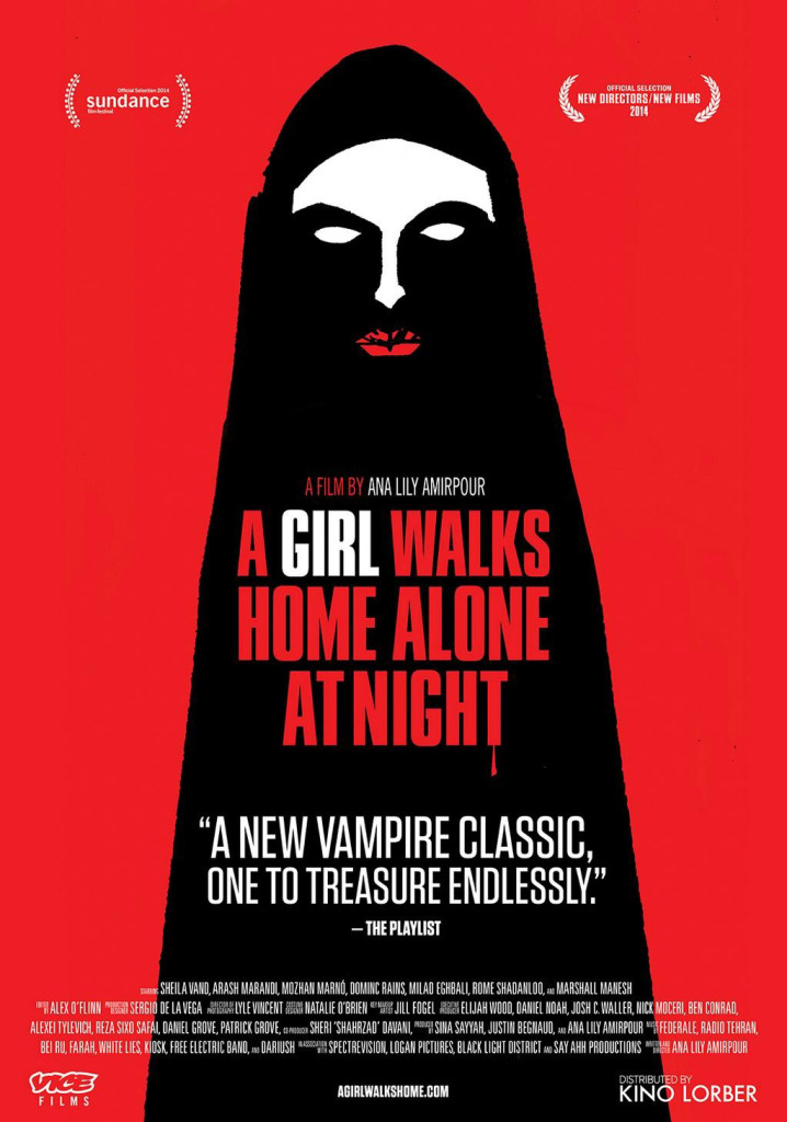 Girl-Walks-Home-Alone-At-Night---poster