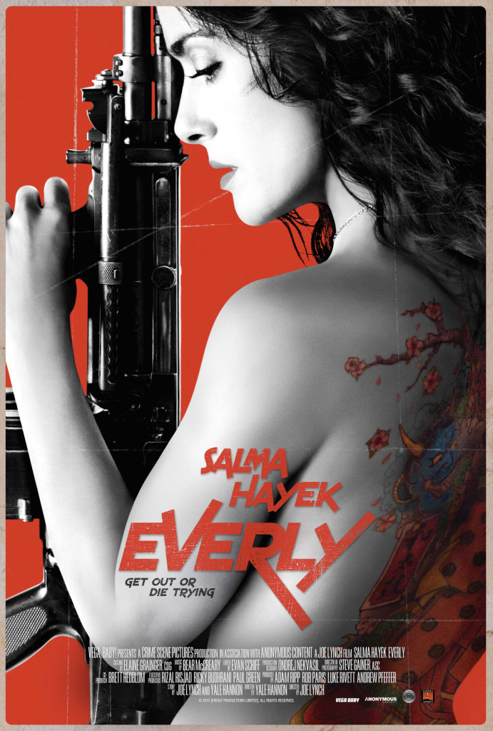 Everly---Salma-Hayek,-poster