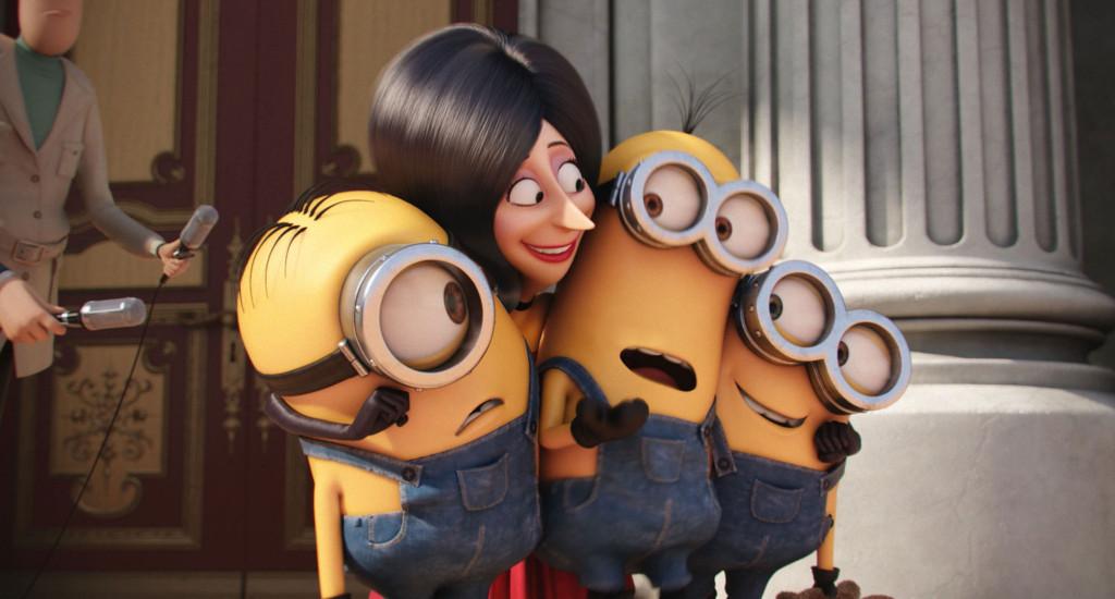 Minions---Scarlett-Overkill,-Bob,-Kevin,-Stuart