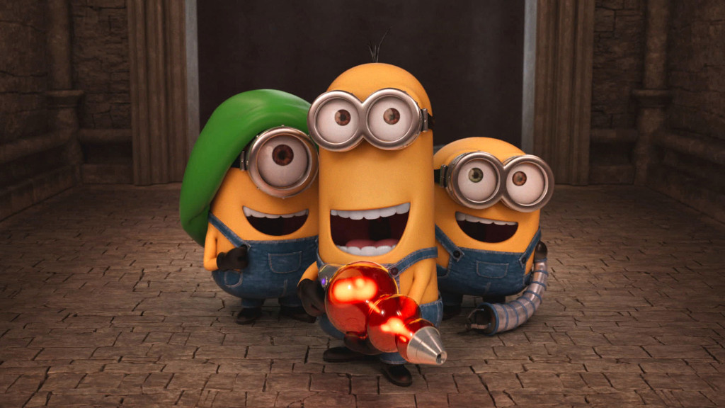 Minions---Stuart,-Kevin,-Bob
