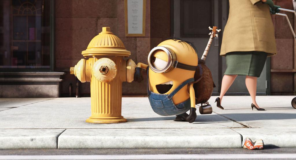 Minions---Stuart,-water-hydrant