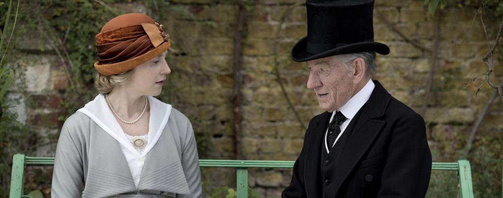 Mr-Holmes---Ian-McKellen,-Hattie-Morahan