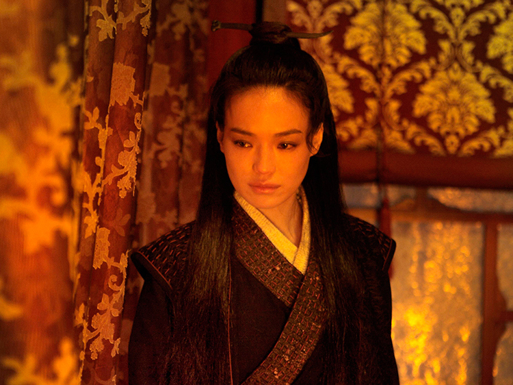 The-Assassin---Shu-Qi,-orange-decor