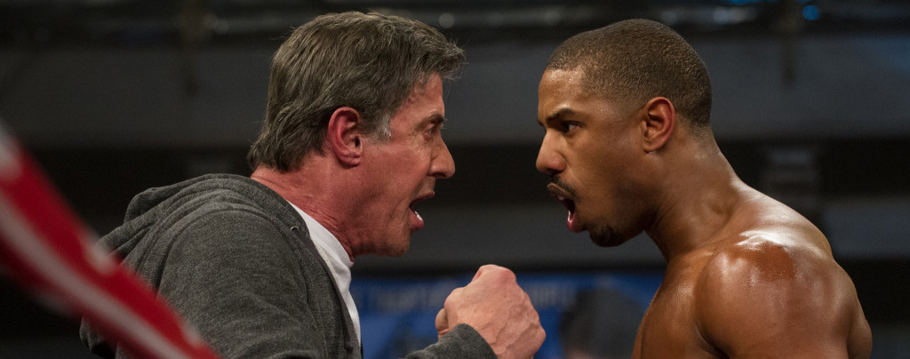 Creed---Jordan,-Stallone,-in-the-ring