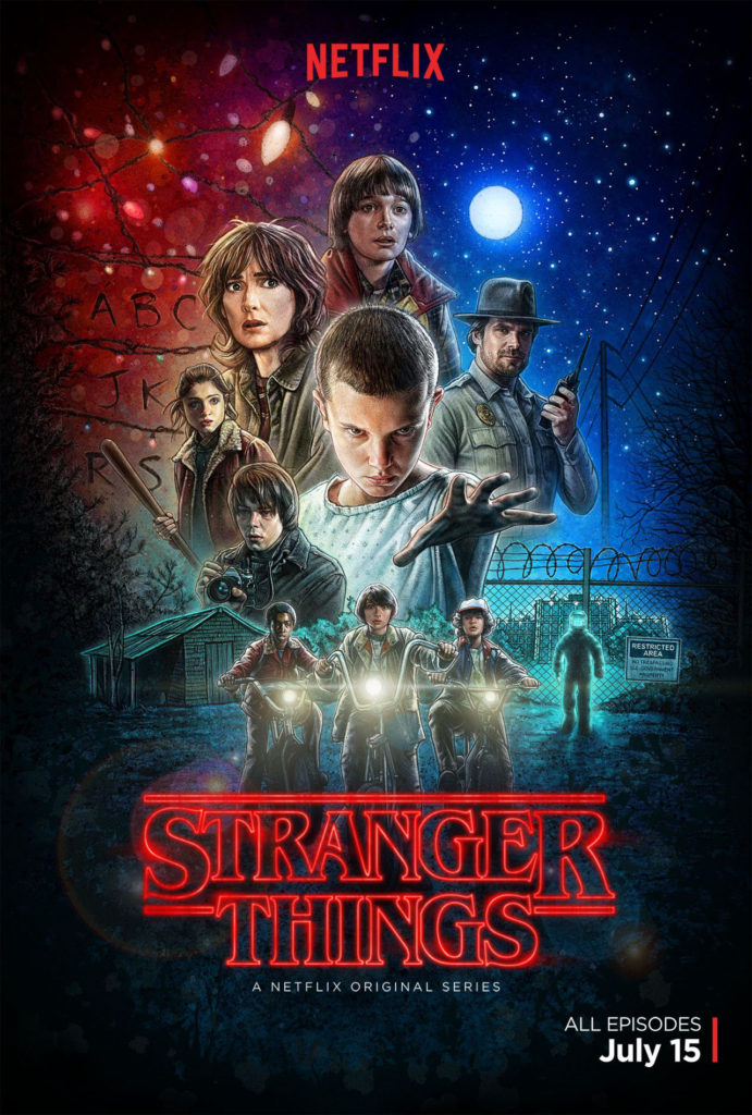 Stranger-Things---Kyle-Lambert-poster