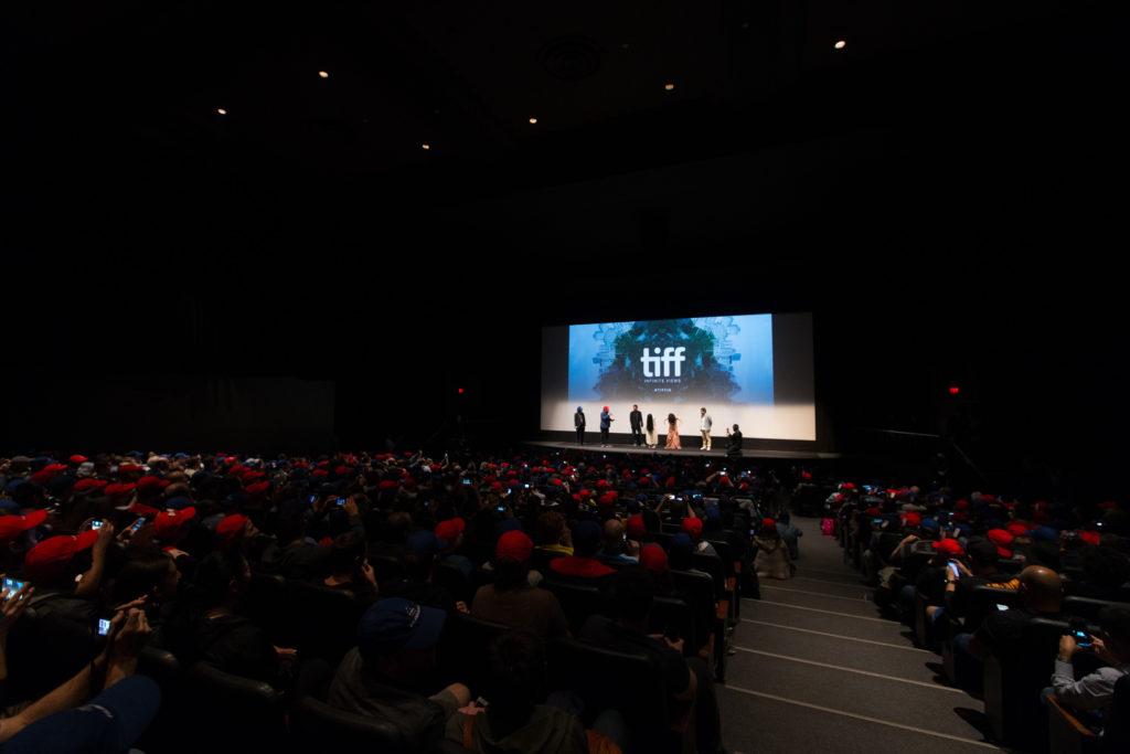 Sadako vs Kayako screening scares up a capacity crowd!
