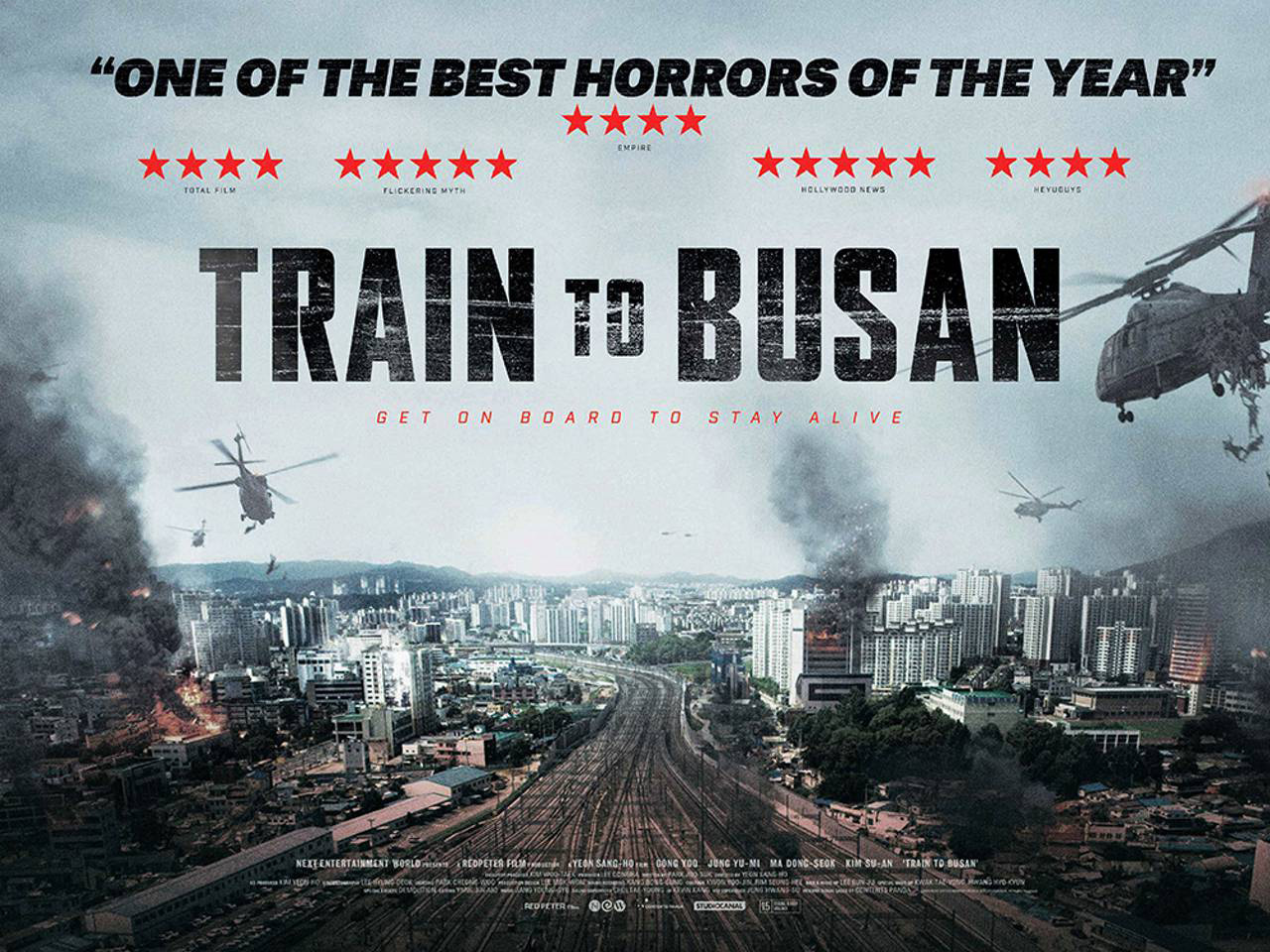 train-to-busan-poster - Electric Shadows