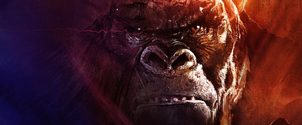 Kong: Skull Island - The Electric Shadows Podcast