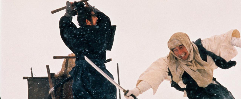 Blu-ray review: Lone Wolf and Cub Box Set