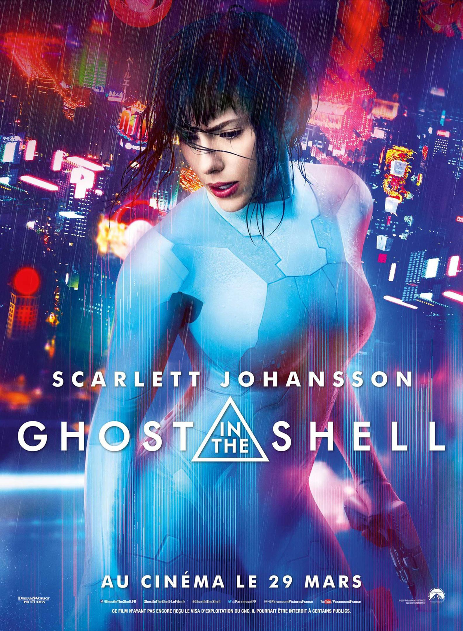 Shell Praiser A Defense Of Ghost In The Shell Electric Shadows