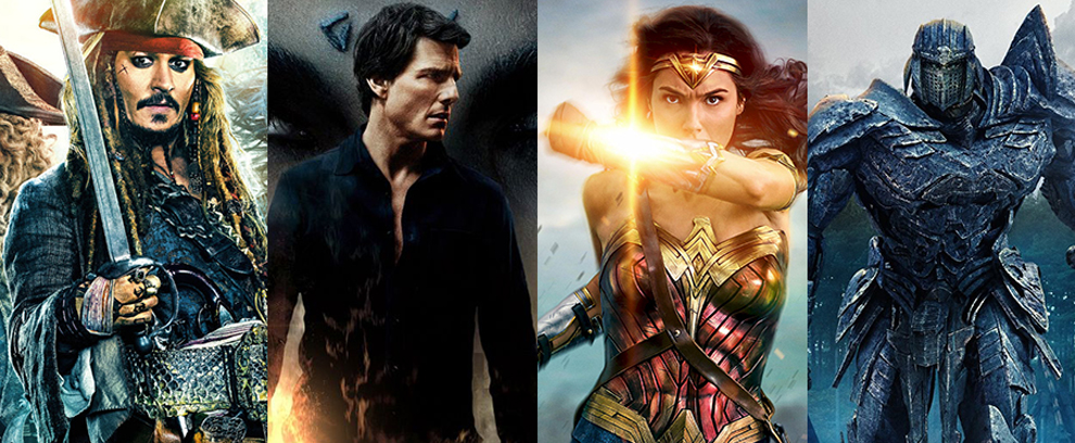 Wonder Woman Vs The Mummy - The Electric Shadows Podcast