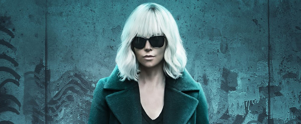 Atomic Blonde vs Shin Godzilla - The Electric Shadows Podcast