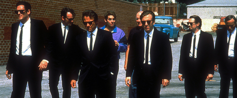 Reservoir Dogs 25th Anniversary - The Electric Shadows Podcast