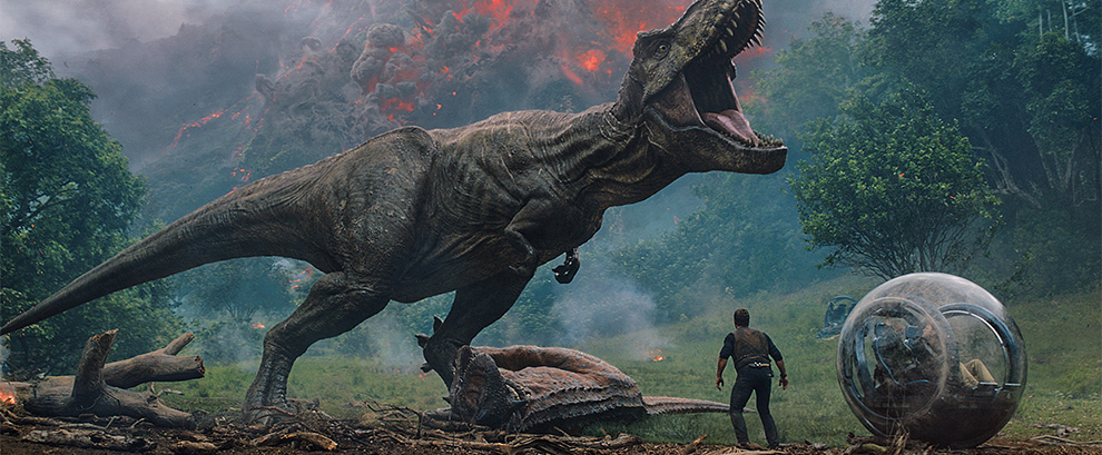 Jurassic World: Fallen Kingdom Podcast