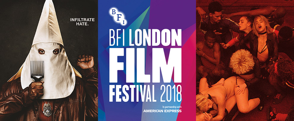 BFI London Film Festival Preview And More! - The Electric Shadows Podcast